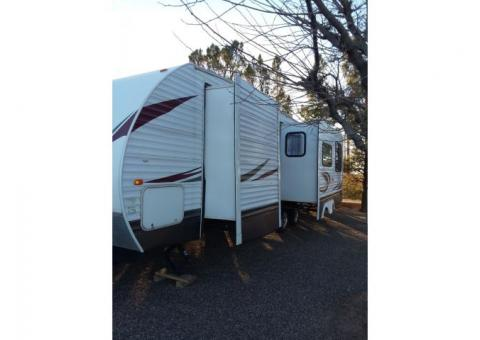 2010 Keystone Hornet Travel Trailer
