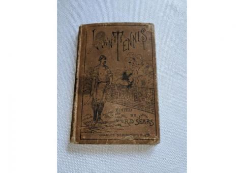 Antique book for sale-First Edition